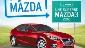 Concours La Journée Mazda   Salut Bonjour