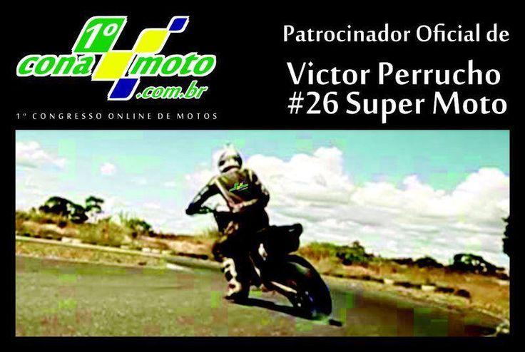 Victor Perrucho é Piloto de Super Moto, palestrante do CONAMOTO e nosso patrocinado oficial. :D Saiba mais em www.conamoto.com.br  @Moto Turistas @Junior Kavooka @Luis Sucupira #moto #enduro #hardenduro #trilha #motocross #motorcycle #mototurismo #motocicletas #motociclismo #motociclistas #motovelocidade #yamaha #honda #bmw #yz450f #superbike #sbk #aulasdemoto #congresso #manualdemoto #guiademoto #supermotobrasilcup #seguroemduasrodas #harleydavidson #suzuki #honda #yamaha #bmw