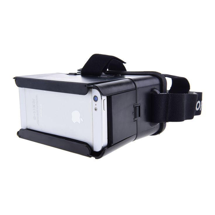 3D Virtual Reality Headset for 3.5 - 6 inch Android Smart phone