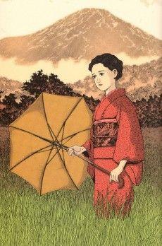 Taniguchi -- L'homme qui dessine - entretiens - BD
