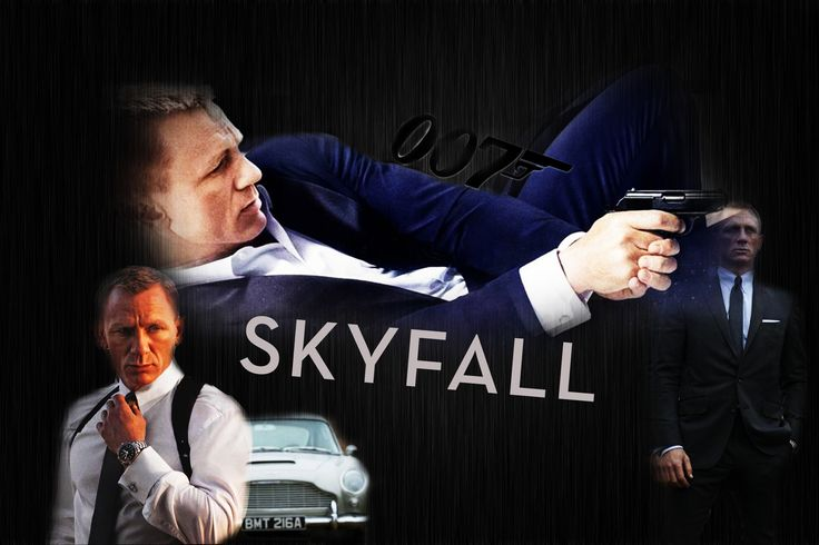 Free Download James Bond Movie Skyfall HD Wallpapers for iPad