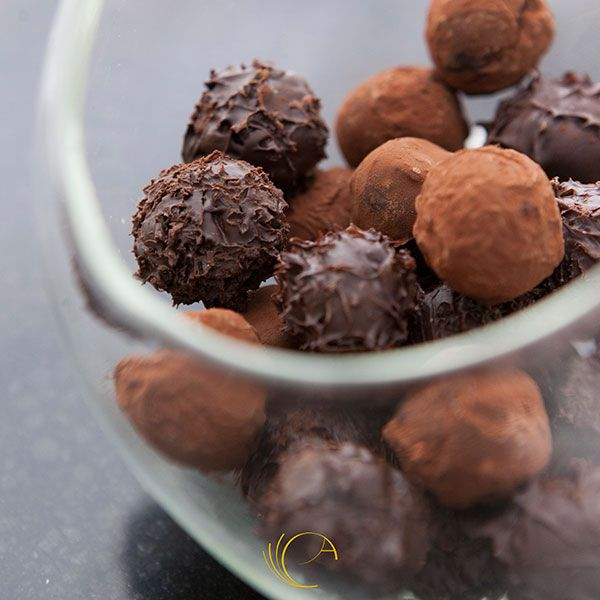 """Бесплатный видео-урок по приготовлению шоколадных конфет """"Трюфель"""" - Любопытный повар"""