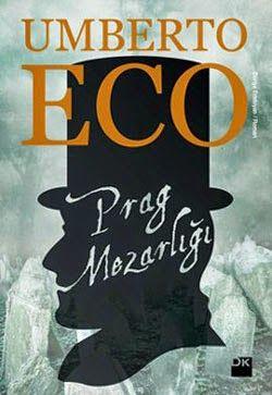 "Prag Mezarlığı - Umberto Eco ""EPUB uzantılı e-kitap"""
