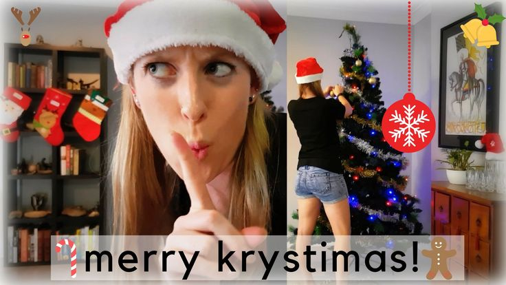 It's the Most Wonderful Time of the Year | KRYSTIMAS