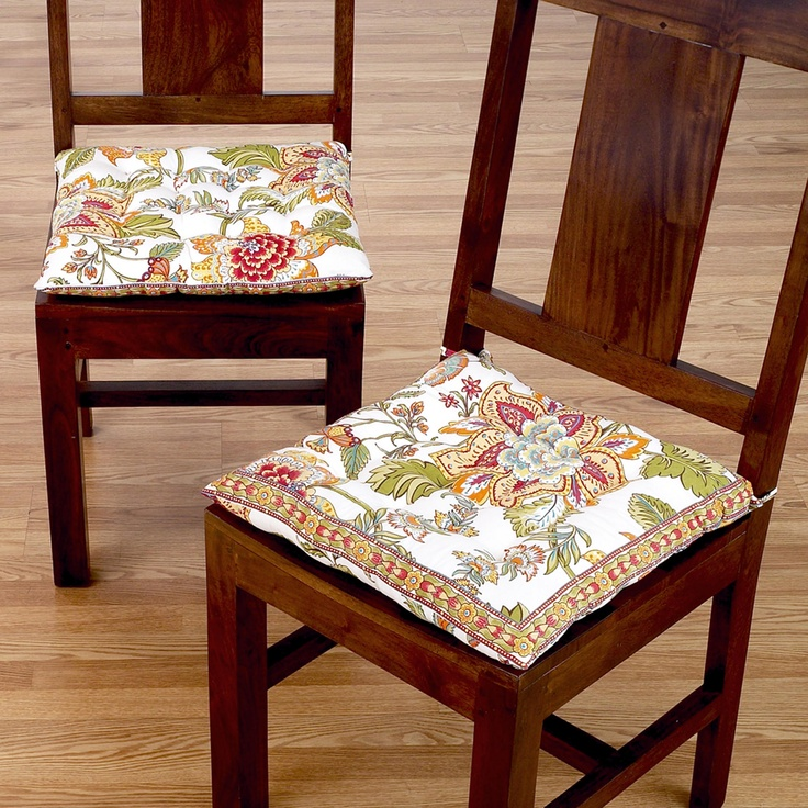 How To Make Dining Room Chair Cushions: Kavita Chair Cushion