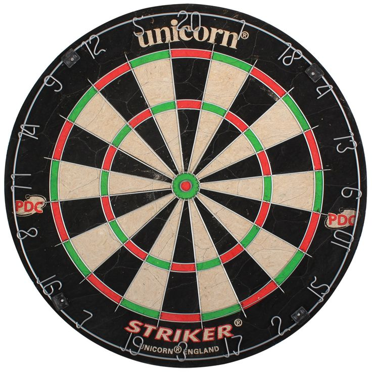 Striker Bristle Dartboard