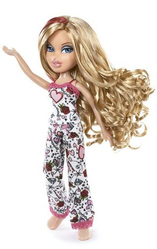 Bratz pajama power fashion pack