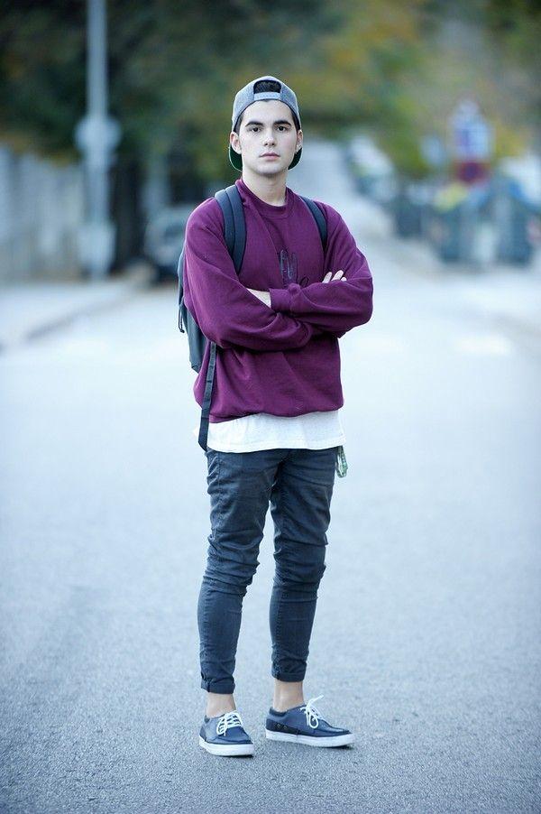 Skater Boy Fashion