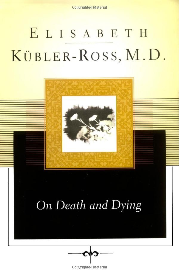 "an overview of death and dying by elisabeth kubler ross On the fear of death by elisabeth kubler ross leslie hossfeld eng 110122 22210 rip in elisabeth kübler-ross',""on the fear of death,"" she describes the different aspects of the dying."