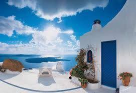 Resultado de imagen de terrazas grecia