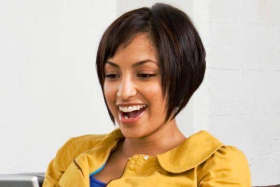 short bob hairstyles for black women ideas