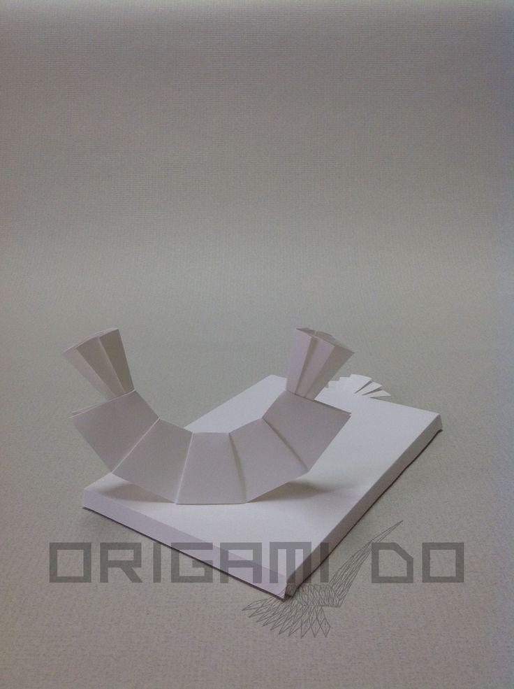 Origami Tagliere e Mezzaluna