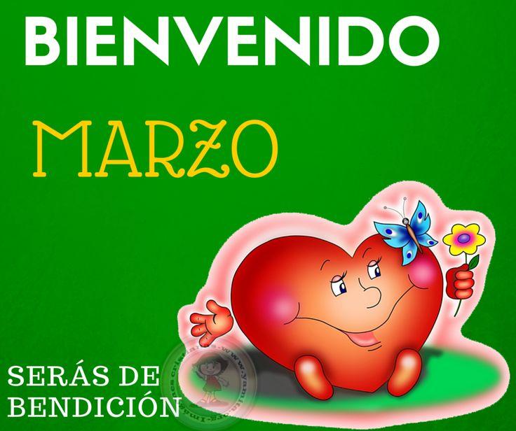 Imagen+De+Corazones+Bienvenido+Marzo
