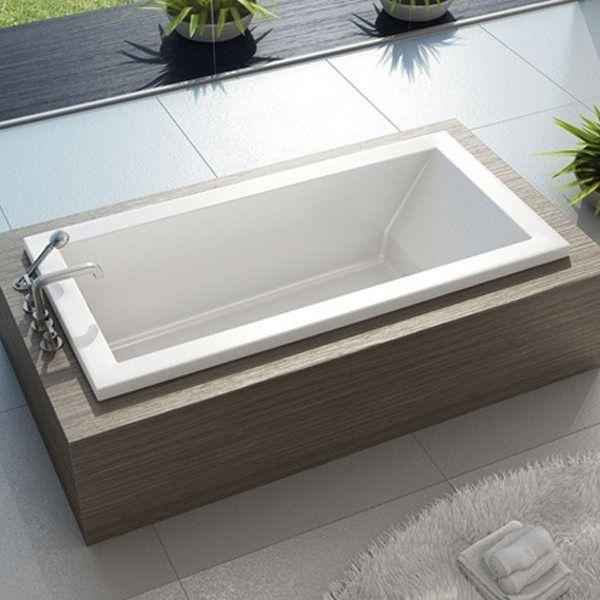 Description: Kava Drop in bathtub Acrylic  Maax tub models include :- - Free standing bathtubs - Drop in bathtubs - Alcove bathtubs - Skirted bathtubs - Oval tubs - Rectangular tubs - Whirlpool tubs - Air tubs - Corner bathtubsRead More
