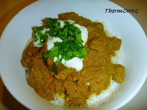 Tandoori Lamb (Fresh) — ThermOMG