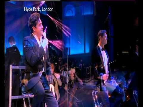 59 best il divo images on pinterest music videos david for El divo youtube