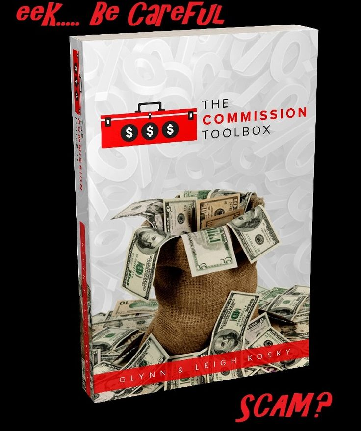 My Honest Review Of The Commission Toolbox – Don't Be Scammed…