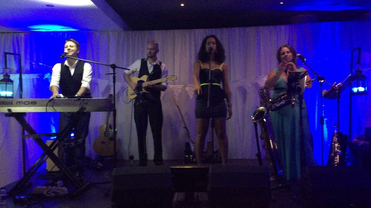 The Afterparty Band For Bookings: celia@smashingpromotions.co.za