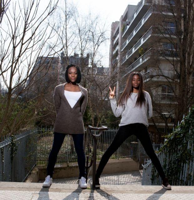 Assa Sylla and Karidja Touré:
