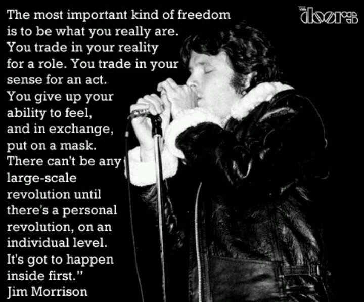 Jim Morrison   Solid Words   Pinterest