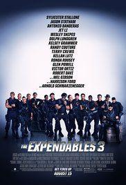 Los mercenarios 3 Poster