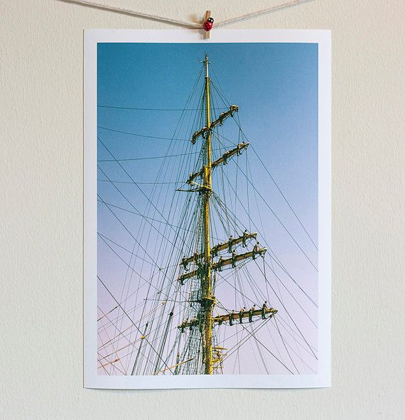 Black Sea  Sailors by Pusha on Etsy