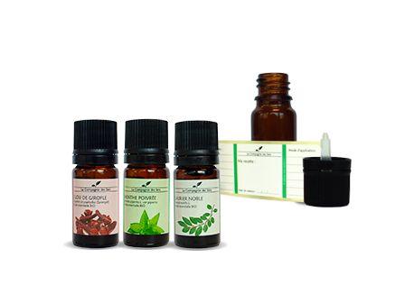Lutter contre les mites alimentaires avec les huiles essentielles
