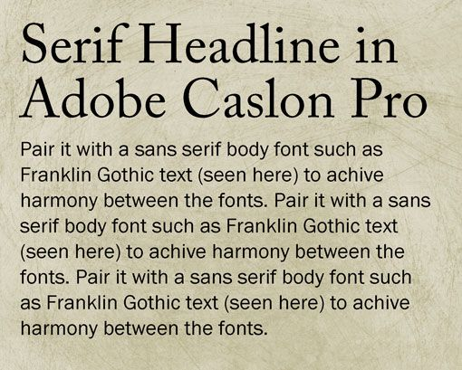 Best Newspaper Fonts Images On   Types Of Font Styles