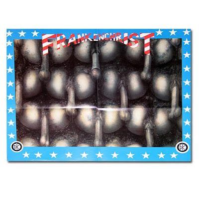SAM-COMICS: Dead Kennedys - Frankenchrist - 1985