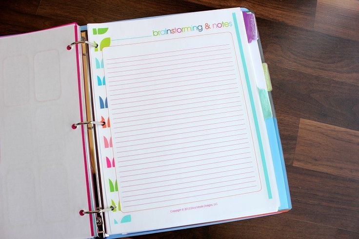 2014 Day Planner {Free!}
