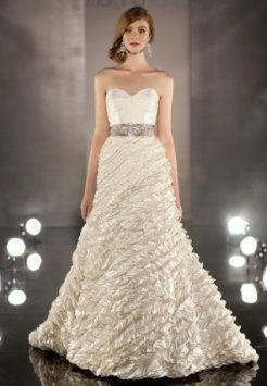 Martina Liana 367 Wedding Dress $1,500