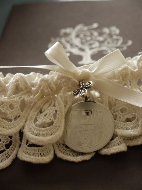 87 best diy wedding garter images on pinterest bridal garters personalized garter wedding garter sports personalized white ivory diy reception garter solutioingenieria Image collections