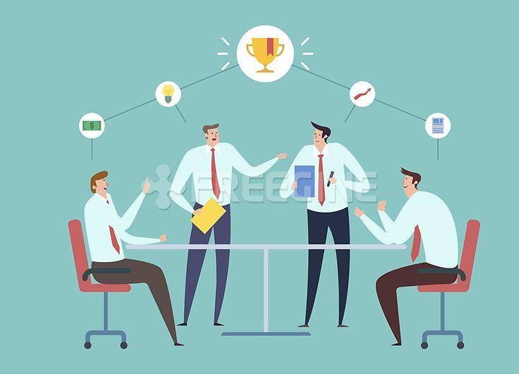사람, 남성, 동료, 비즈니스맨, 비즈니스, 생각, 남자, 공동, 협력, 그룹, 사원, 팀워크, teamwork, 협동, 토론, 토의, 공동체, 직원, 회의, 일러스트, 계획, freegine, 성장, 목표, illust, 기업, 우수, 회사원, 팀플레이, 단체, 백터, vector, 벡터, 단합, ai, 여러명, 의견, 에프지아이, FGI, 상장기업, SILL135, SILL135_004, Teamwork004 #유토이미지 #프리진 #utoimage #freegine 19086836