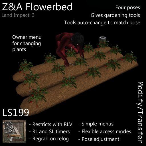 Z&A Flowerbed