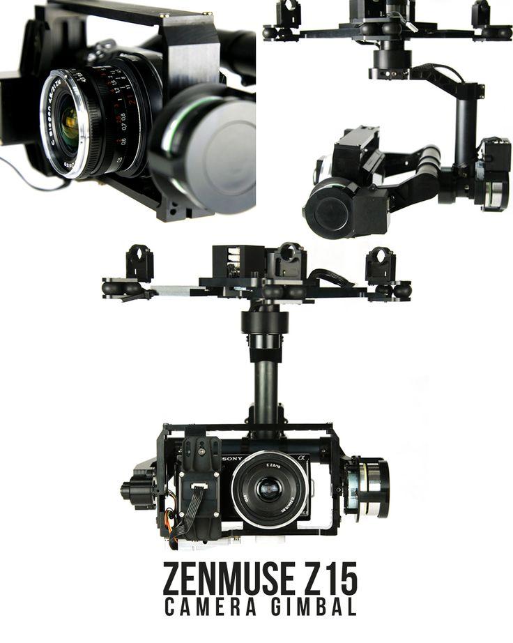 Zenmuse Z15 Camera Gimbal for Nex