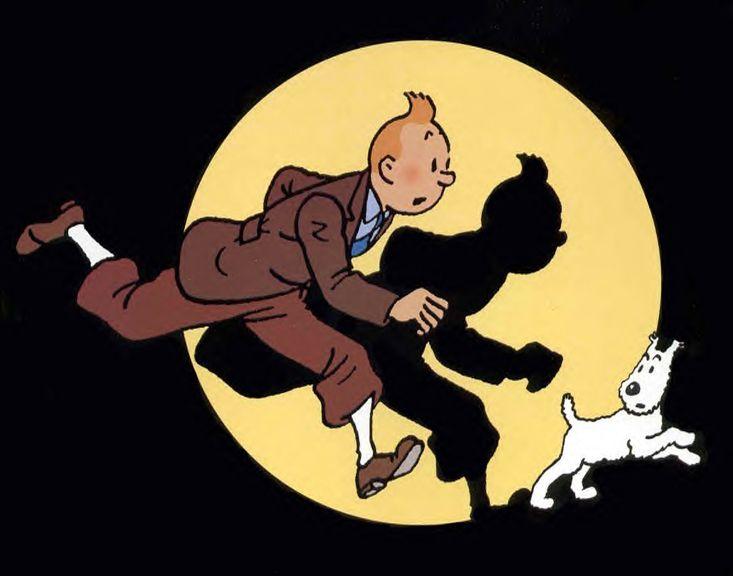 as aventuras de tintin | As aventuras de Tintin