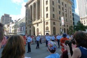 Brisbane ANZAC Parade