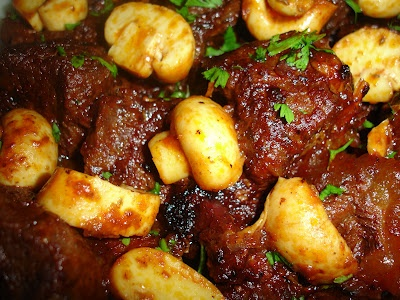 Blog da Suzy: Carne de Panela Chic (Fácil)