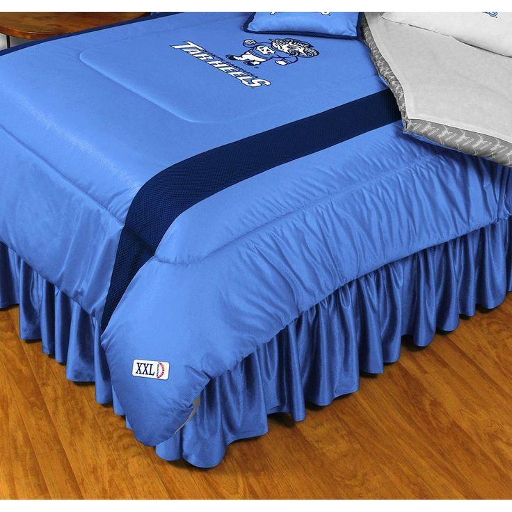 North Carolina Tar Heels Comforter - Full/Queen, Blue