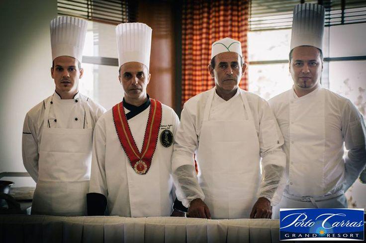 Greek Breakfast at Porto Carras Grand Resort