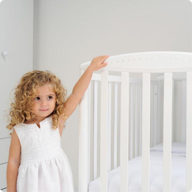 Κρεβάτι Foppapedretti Cristallino #decoration #baby #room #Foppapedretti #Cristallino