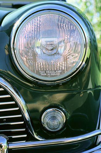 67 Mini Cooper S headlight by GmanViz