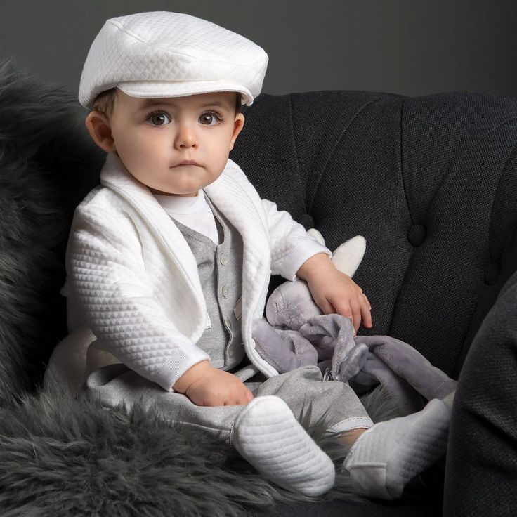 99 Best Boys Christening Outfits Images On Pinterest