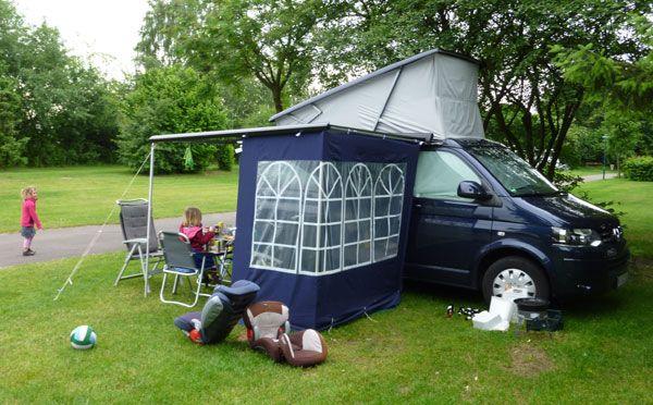CaliTOP - Campingzubehör für VW T5 California