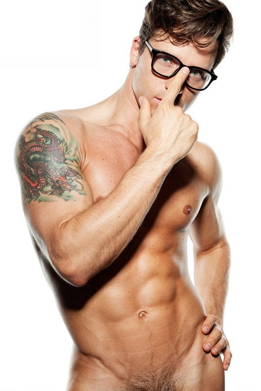 Glasses gay hot naked male tumblr