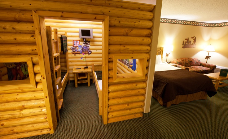 "KidCabin Suite at Great Wolf Lodge...this place is definitely on the ""to-do someday"" list!"