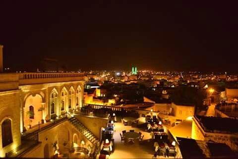 Shmayas#hotel#gece#manzarası