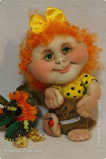Куклы Шитьё СЧАСТЬЕ Капрон фото 1