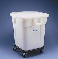 large storage bin with wheels