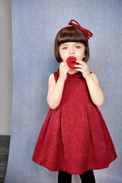 Детская мода. Наряды для девочек.